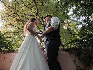 O casamento de Madalena e José