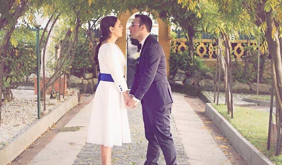 O casamento de André e Bernardete em Aveiro, Aveiro (Concelho)