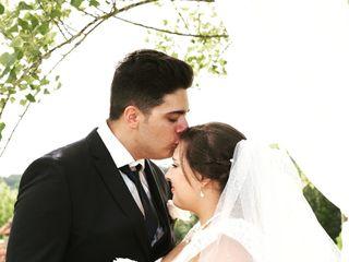 O casamento de Adelaide e Fábio  1