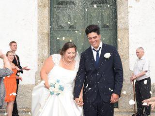 O casamento de Adelaide e Fábio