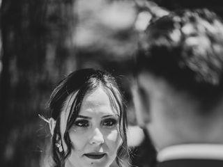 O casamento de Julia e Veton 1