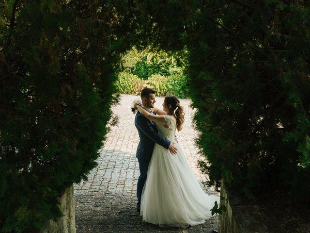O casamento de Julia e Veton