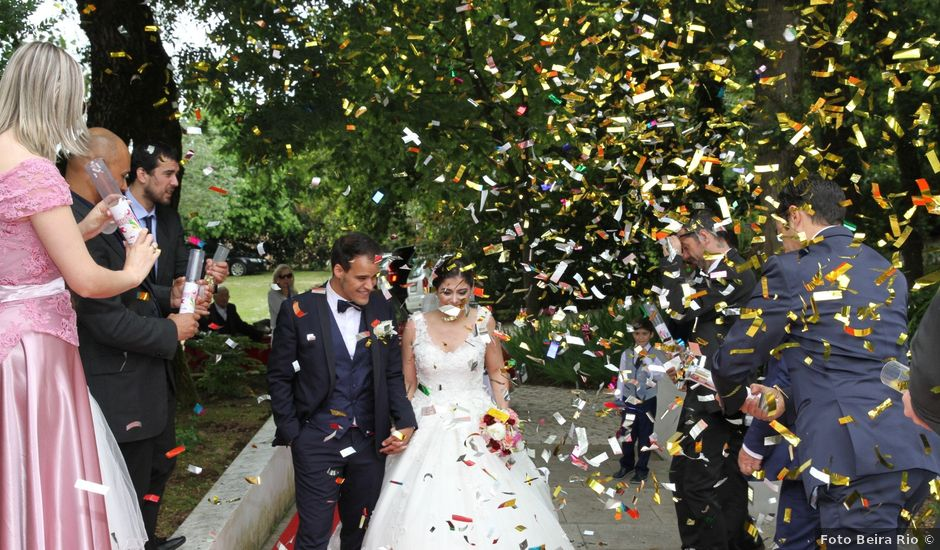 O casamento de Ricardo e Cristiana em Águeda, Águeda