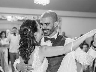 O casamento de Marta e Tiago 1