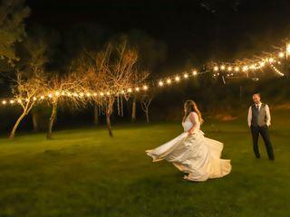 O casamento de Joana e Armindo