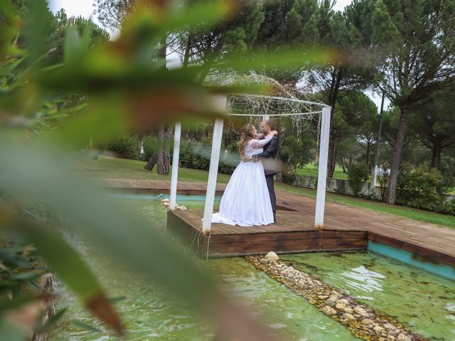 O casamento de Armindo e Joana em Ega, Condeixa-a-Nova 9