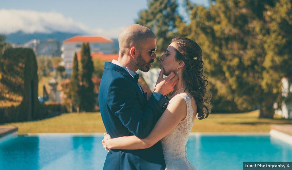 O casamento de Tiago e Marta em Paredes de Coura, Paredes de Coura