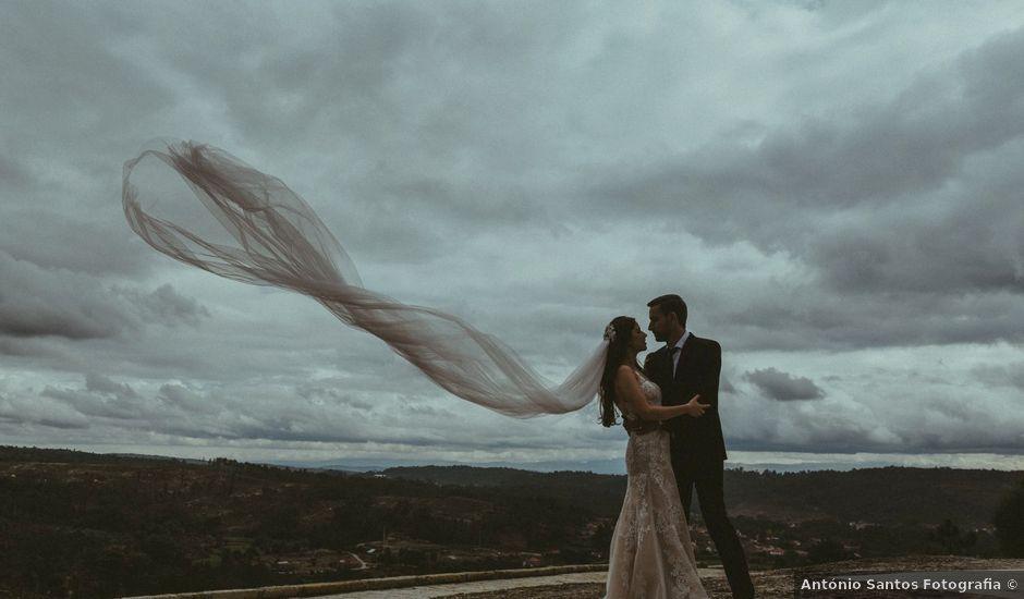 O casamento de Filipe e Joana em Couto de Cima, Viseu (Concelho)