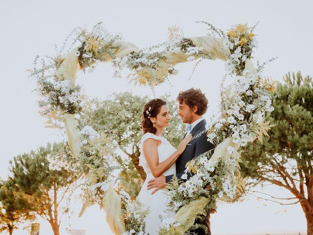 O casamento de Susana e Valter
