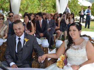 O casamento de Patrícia e Marco