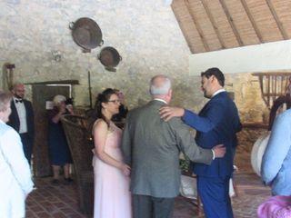 O casamento de Margarida e José