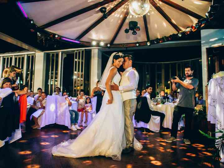O casamento de Laura e Magno
