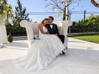 O casamento de Andreia e Vítor 1