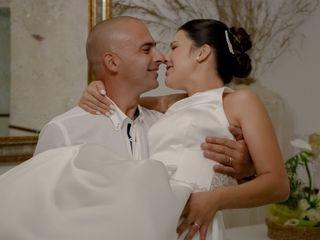 O casamento de Ana e Marco 1