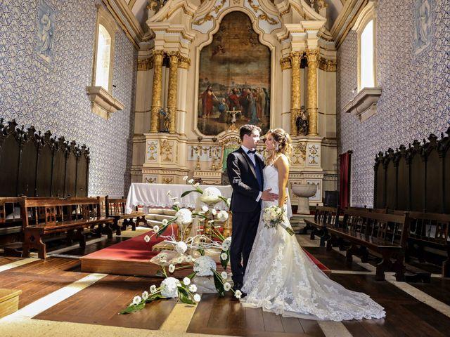 O casamento de Andreia e Vítor