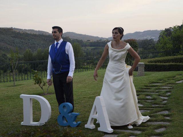 O casamento de David  e Ana em Guimarães, Guimarães 1