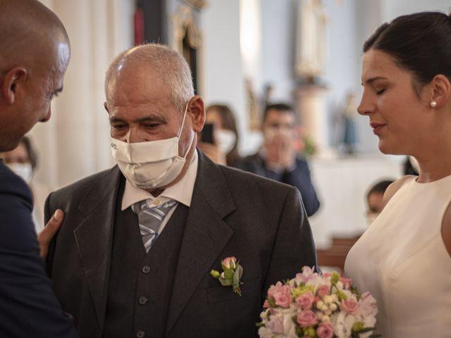 O casamento de Marco e Ana em São Mamede, Batalha 95