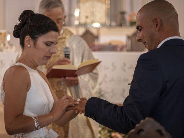 O casamento de Marco e Ana em São Mamede, Batalha 105
