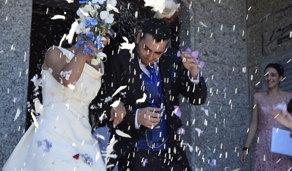 O casamento de David  e Ana em Guimarães, Guimarães