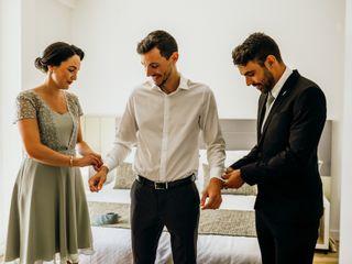 O casamento de Cátia e André 3