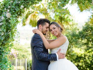O casamento de Ana e Rogério
