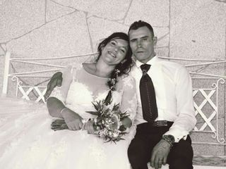 O casamento de Irene e Joaquim
