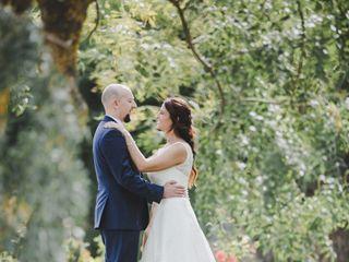 O casamento de Carina e Bruno 1