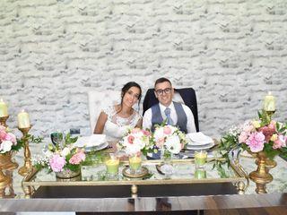 O casamento de Joana e Edgar  2