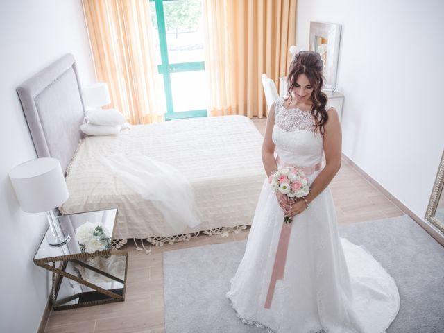 O casamento de Bruno e Carina em Santarém, Santarém (Concelho) 1