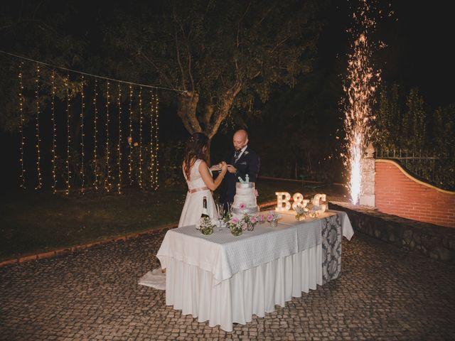 O casamento de Carina e Bruno
