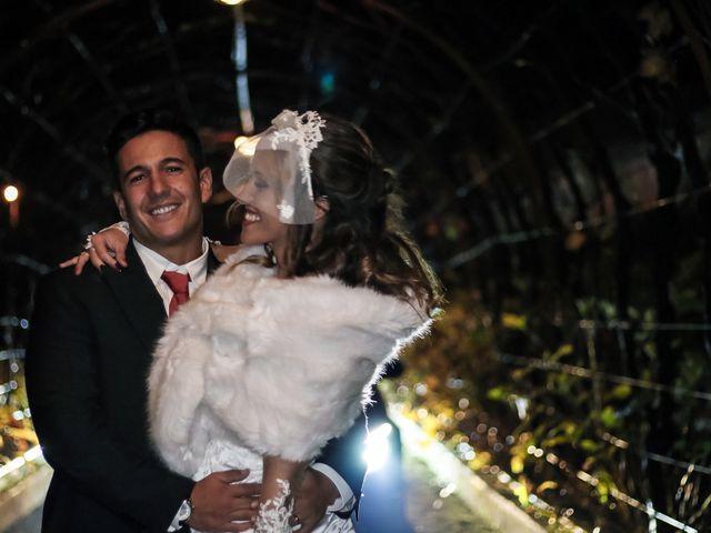 O casamento de Gisela e Tomás