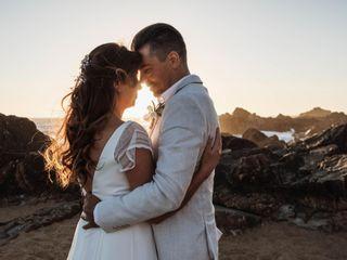 O casamento de Ângelo e Liliana