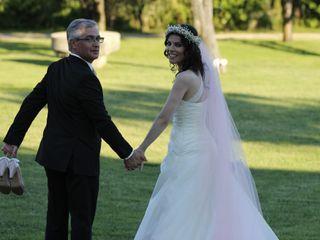 O casamento de Tânia e Pedro 1