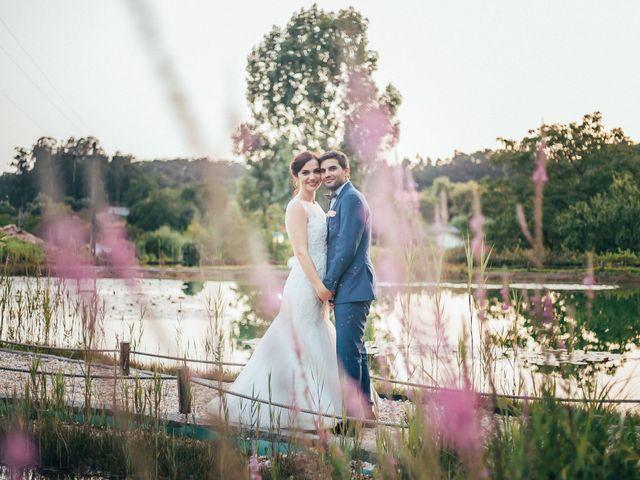 O casamento de Hélder e Marta em Alquerubim, Albergaria-a-Velha 196