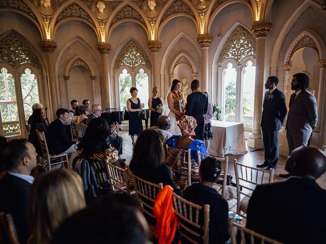 O casamento de Hal e Megan em Sintra, Sintra 28