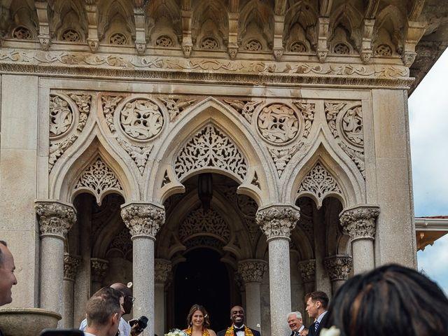 O casamento de Hal e Megan em Sintra, Sintra 35