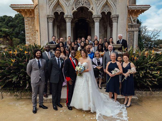 O casamento de Hal e Megan em Sintra, Sintra 36