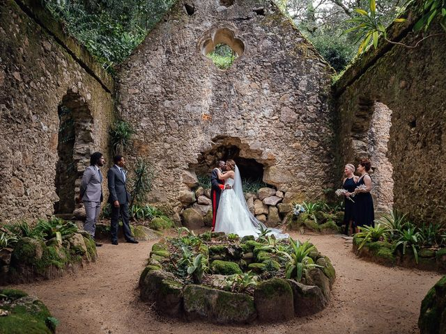 O casamento de Hal e Megan em Sintra, Sintra 37