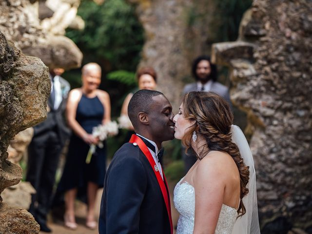 O casamento de Hal e Megan em Sintra, Sintra 38
