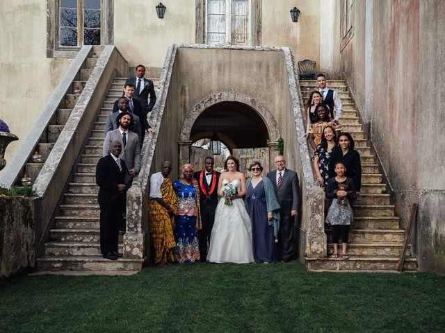 O casamento de Hal e Megan em Sintra, Sintra 44