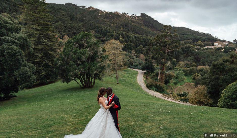 O casamento de Hal e Megan em Sintra, Sintra