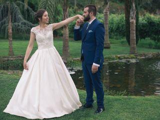 O casamento de Bernardete e Renato