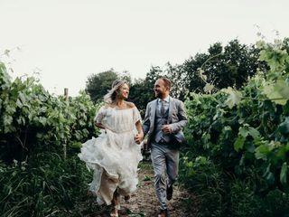 O casamento de Diana e Daniel