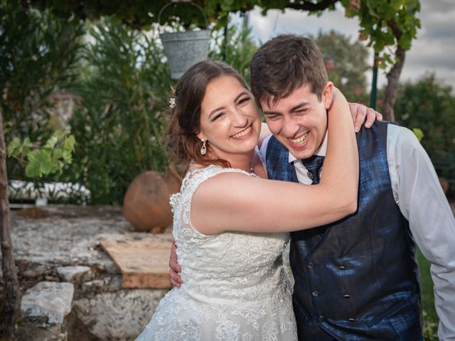 O casamento de Sandra e David