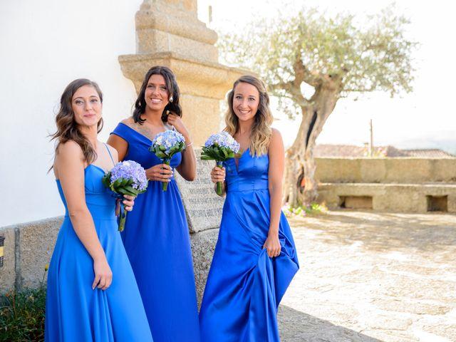 O casamento de Luís e Jéssica em Torre Dona Chama, Mirandela 18