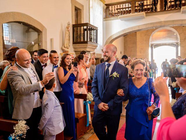 O casamento de Luís e Jéssica em Torre Dona Chama, Mirandela 19