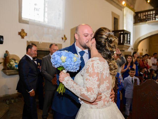O casamento de Luís e Jéssica em Torre Dona Chama, Mirandela 21