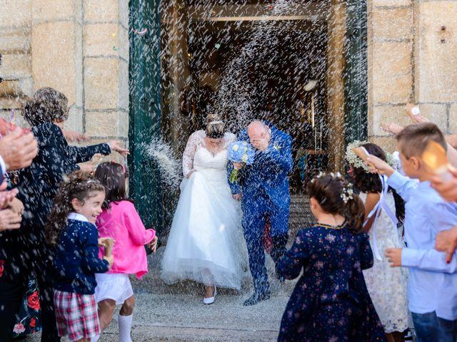 O casamento de Luís e Jéssica em Torre Dona Chama, Mirandela 24