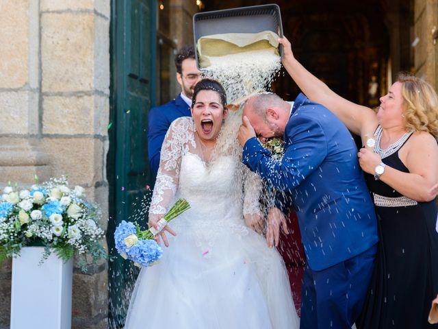 O casamento de Luís e Jéssica em Torre Dona Chama, Mirandela 25