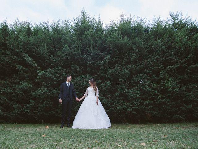 O casamento de Alexandra e Diogo